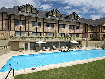 The Hills Lodge Hotel  Spa - Accommodation Fremantle