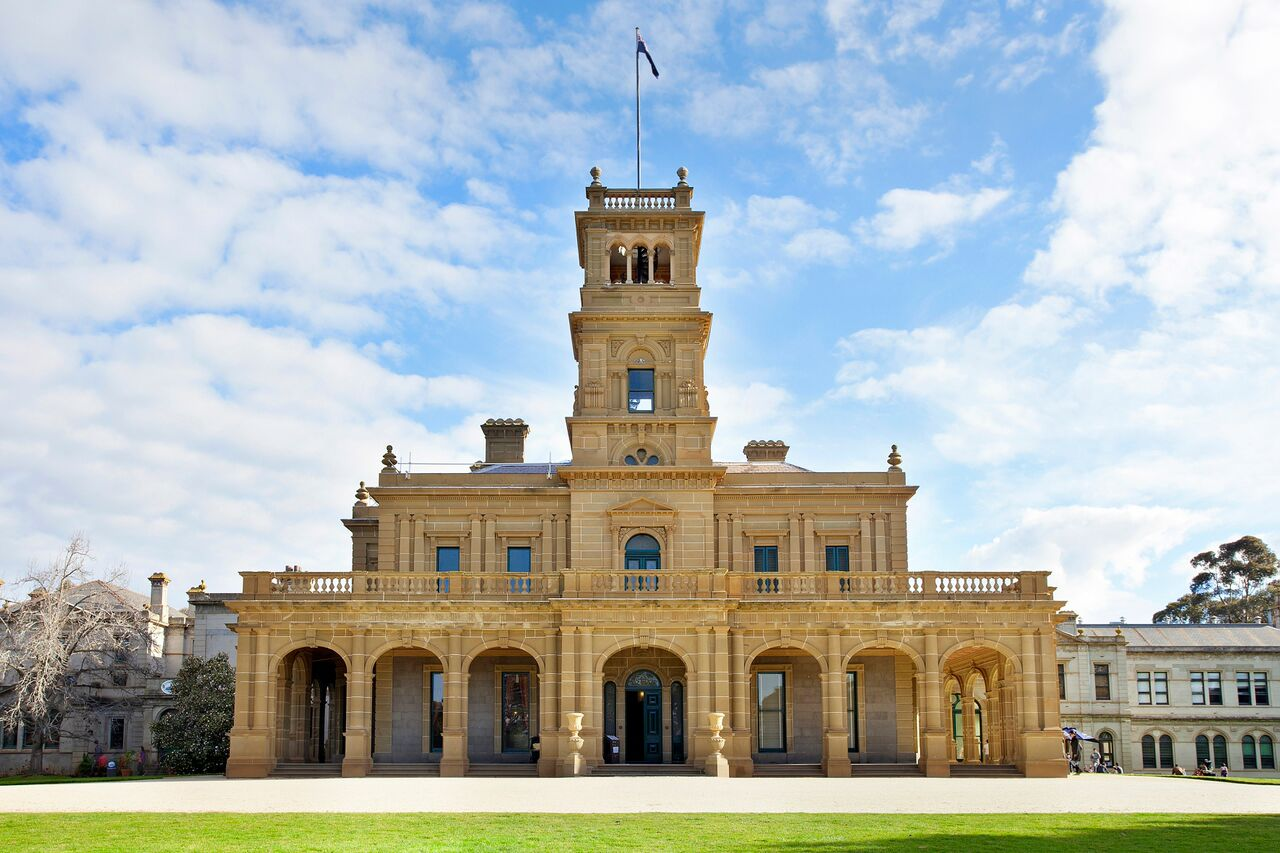 Mansion Hotel and Spa at Werribee Park - Accommodation Fremantle