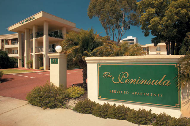 The Peninsula - Riverside Serviced Apartments - Accommodation Fremantle