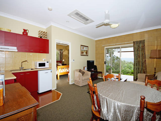 Wallaby Ridge Retreat - Accommodation Fremantle