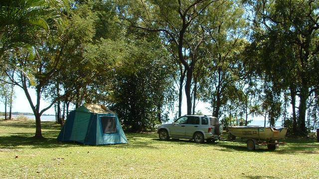 Weipa Caravan Park  Camping Ground - Accommodation Fremantle