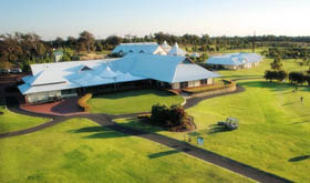 Mercure Sanctuary Golf Resort - Accommodation Fremantle