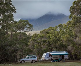 Mt Trio Bush Camp and Caravan Park - Accommodation Fremantle