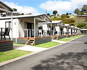 Geelong Riverview Tourist Park BIG4 - Aspen Parks - Accommodation Fremantle