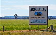 The Ardlethan Kelpie Caravan Park - Accommodation Fremantle