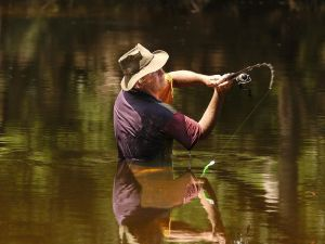 Lochlorian Trout Fishing and Getaway - Accommodation Fremantle