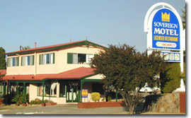 Sovereign Motor Inn Cooma - Accommodation Fremantle