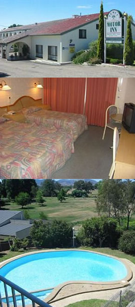 Tumut Motor Inn - Accommodation Fremantle