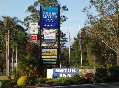 Kempsey Motor Inn - Accommodation Fremantle