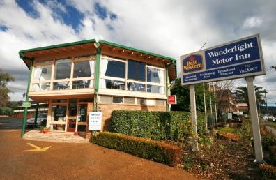 Best Western Wanderlight Motor Inn - Accommodation Fremantle