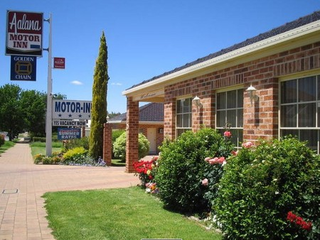 Aalana Motor Inn - Accommodation Fremantle