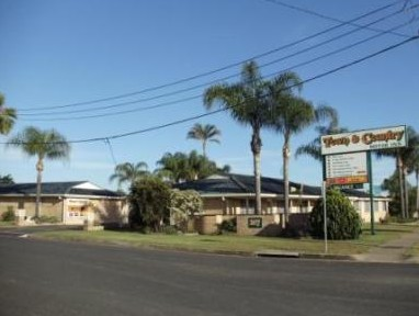 Town and Country Motor Inn Tamworth - Accommodation Fremantle