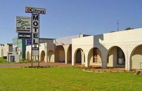 Citrus Motel - Accommodation Fremantle