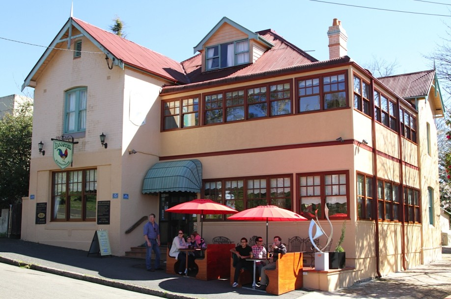 Jamison House And The Rooster Restaurant - Accommodation Fremantle