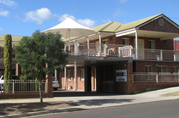 Golf Links Motel - Accommodation Fremantle