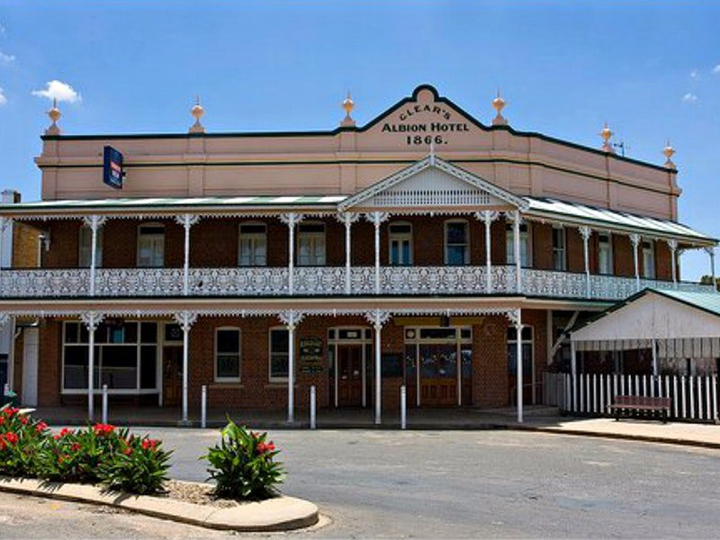 Albion Hotel Grenfell - Accommodation Fremantle