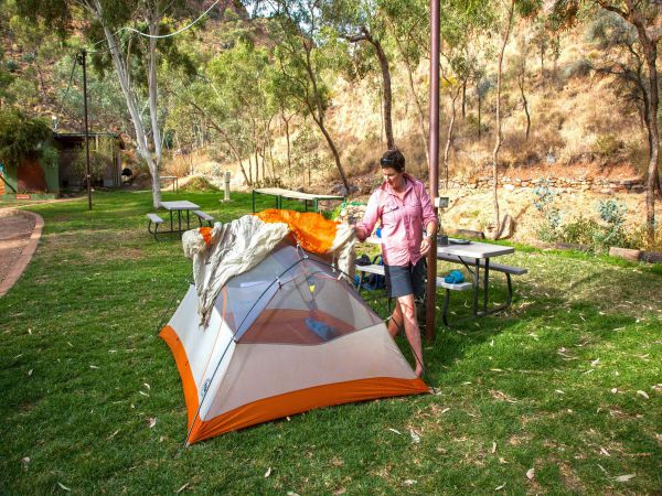 Standley Chasm Angkerle Camping - Accommodation Fremantle