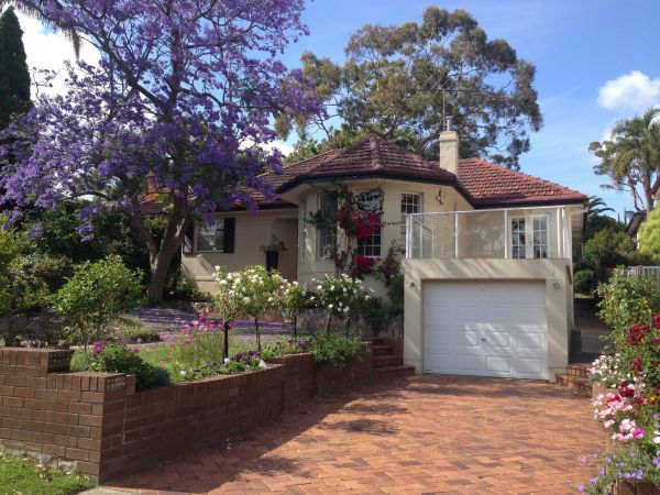 Jacaranda Bed and Breakfast - Accommodation Fremantle