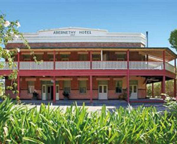 Abernethy House - Accommodation Fremantle