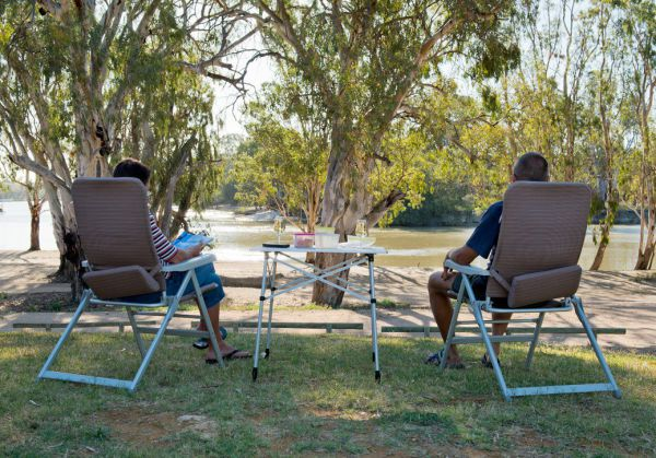 Loxton Riverfront Holiday Park - Accommodation Fremantle