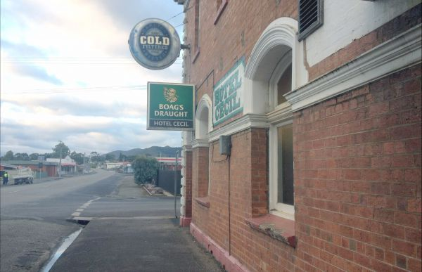 Cecil Hotel Zeehan - Accommodation Fremantle