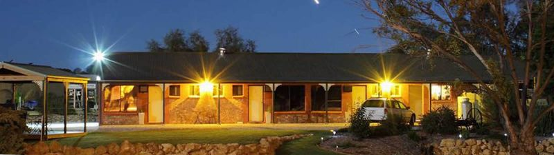 Morgan Colonial Motel - Accommodation Fremantle