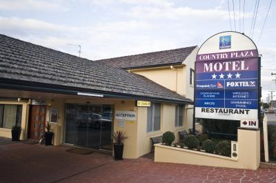 Quality Inn Country Plaza Queanbeyan - Accommodation Fremantle