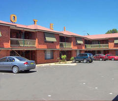 Poets Recall Motel - Accommodation Fremantle