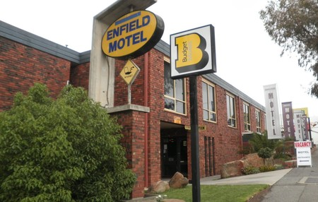 Enfield Motel - Accommodation Fremantle