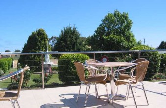 Beachway Motel  Restaurant - Accommodation Fremantle