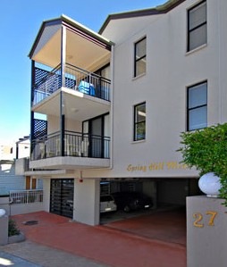 Spring Hill Mews - Accommodation Fremantle