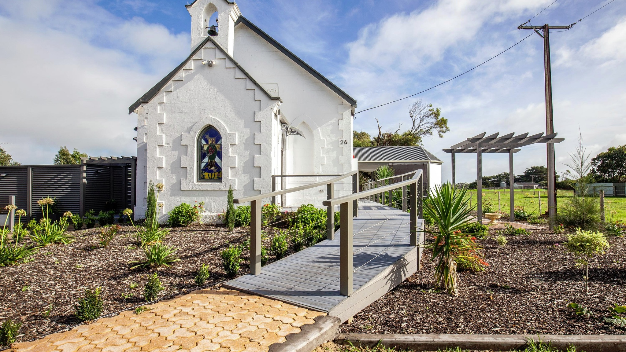 Arches of Allendale Annexe - Accommodation Fremantle