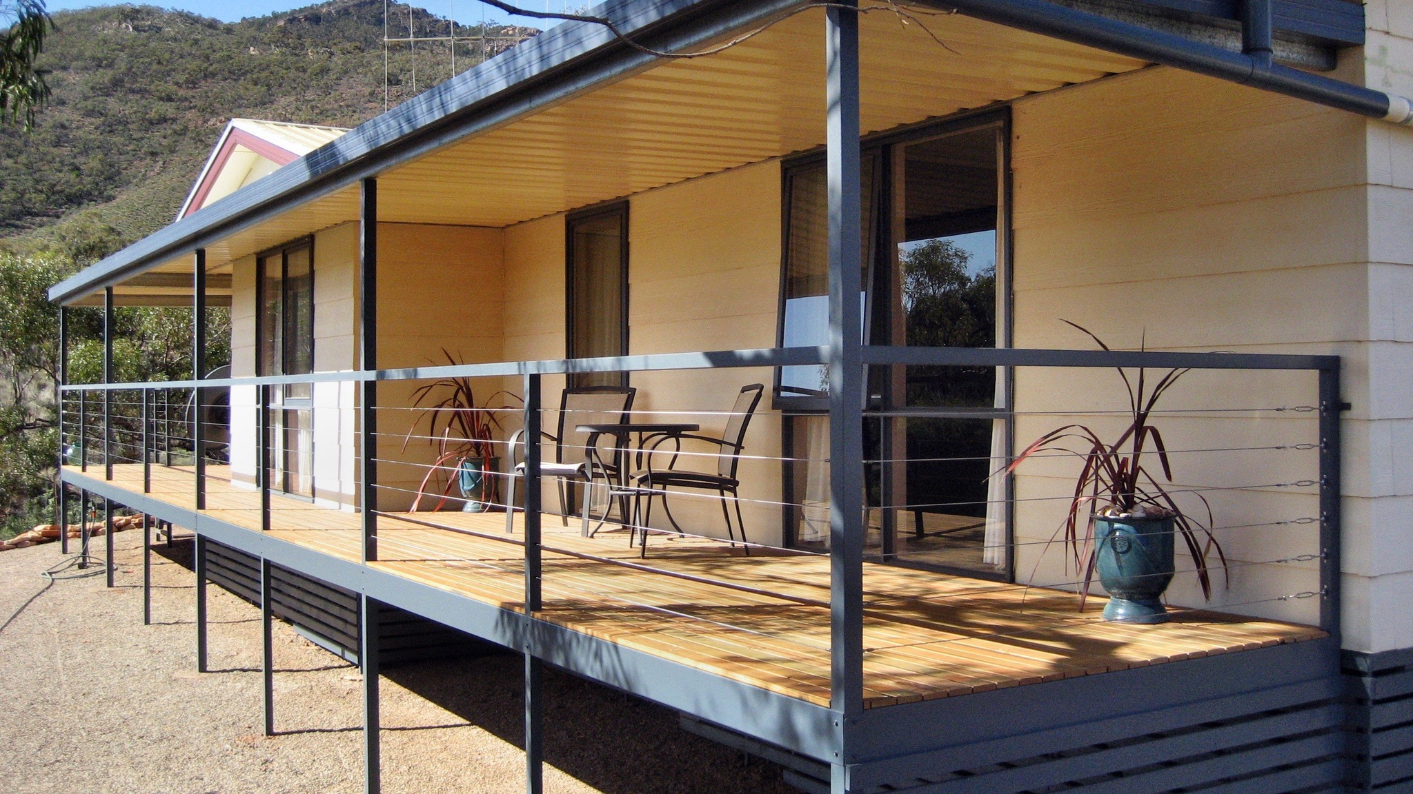 Devil's Peak Bed  Breakfast - Accommodation Fremantle