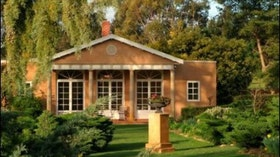Garden Pavillion Bed And Breakfast At AL RU Farm - Accommodation Fremantle