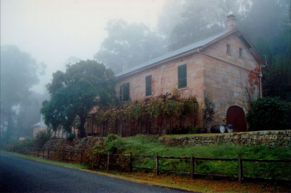 Tizzana Winery Bed And Breakfast - Accommodation Fremantle