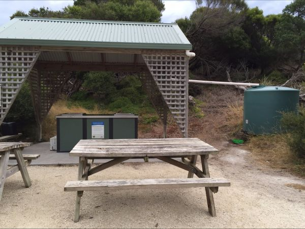 Allports Beach Camping Ground - Accommodation Fremantle
