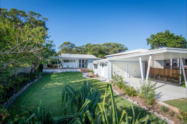 Back Beach Bungalow - Accommodation Fremantle