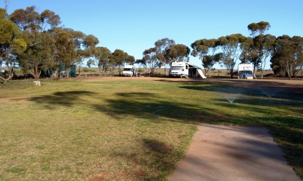 Carrieton Caravan Park - Accommodation Fremantle