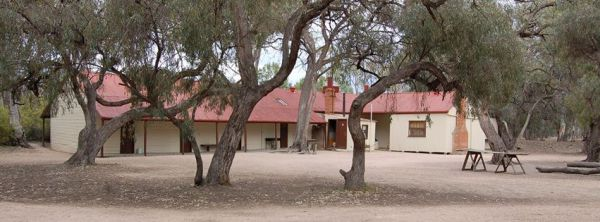 Chowilla Station Shearer's Quarters Accommodation