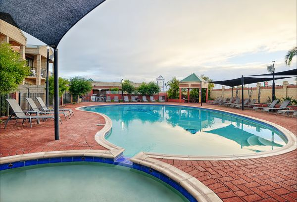 Country Comfort Inter City Perth - Accommodation Fremantle