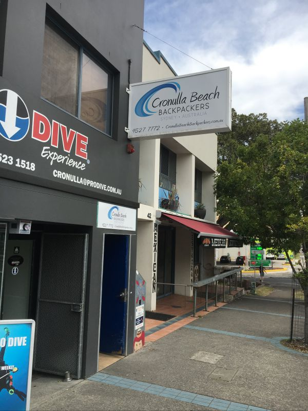 Cronulla Beach Backpackers - Accommodation Fremantle