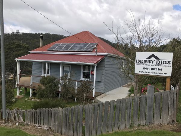 Derby Digs Cottage - Accommodation Fremantle