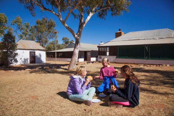 Hamilton Downs Youth Camp - Accommodation Fremantle