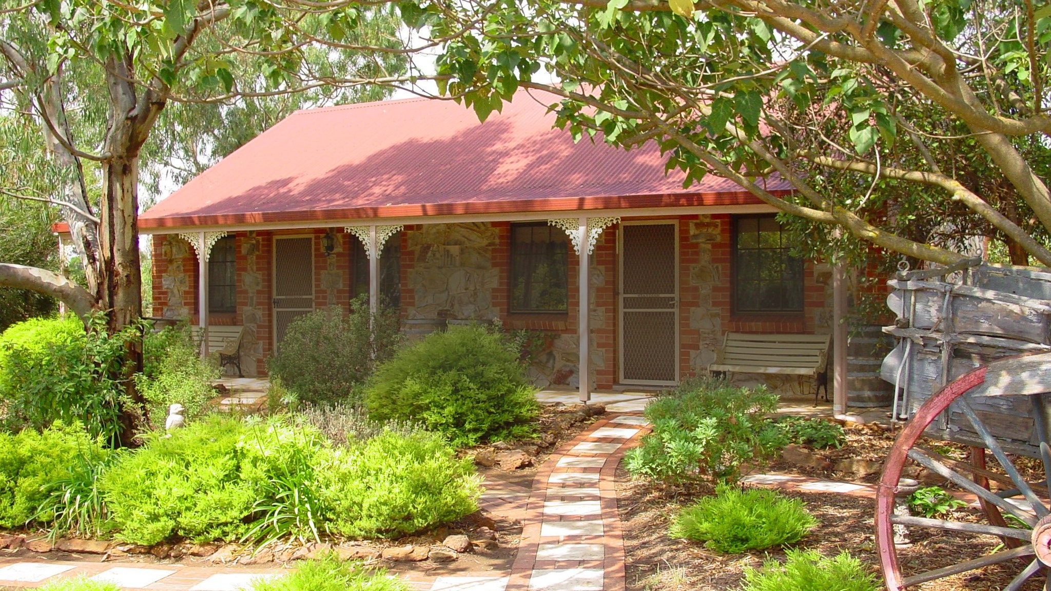 Langmeil Cottages - Accommodation Fremantle