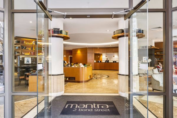 Mantra 2 Bond Street - Accommodation Fremantle