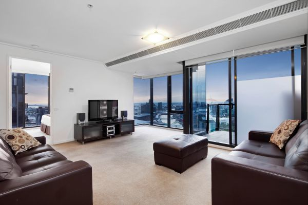 Melbourne Tower Apartment - Accommodation Fremantle