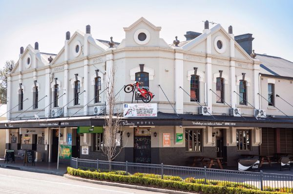Pedens Hotel - Accommodation Fremantle