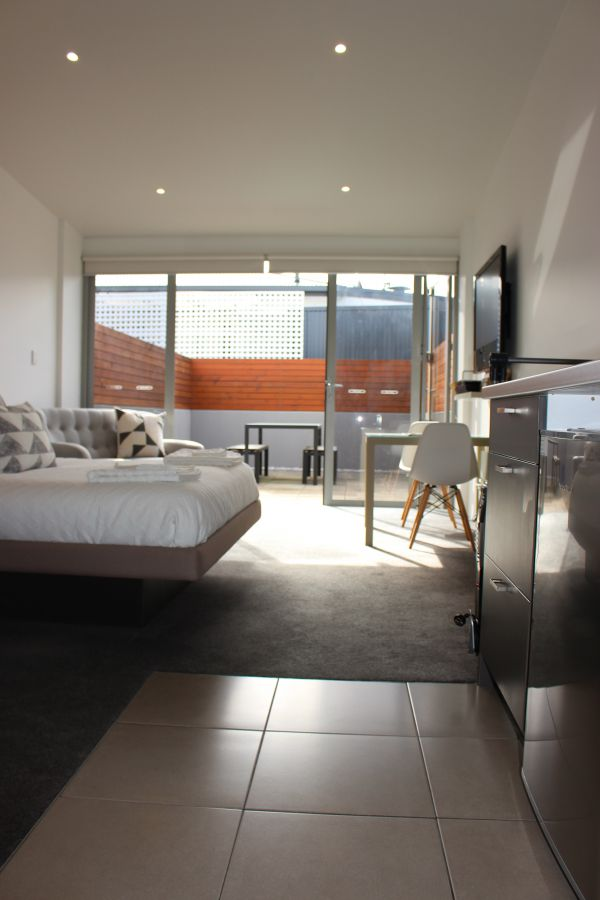 Sandy Bay Studio Apartment - Accommodation Fremantle