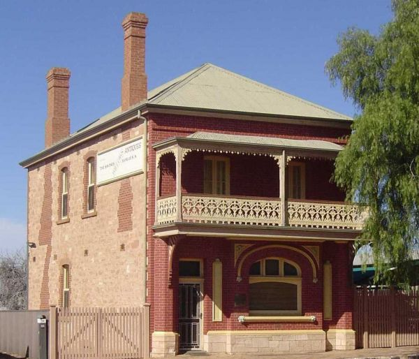 Savings Bank of South Australia - Old Quorn Branch - Accommodation Fremantle