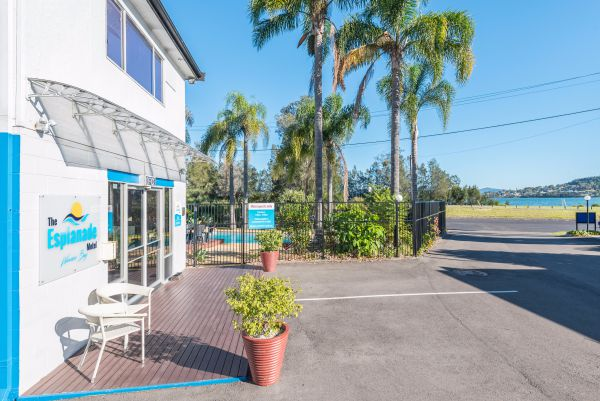 The Esplanade Motel - Accommodation Fremantle